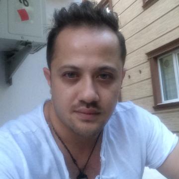 Oguz İlbey, 28, Istanbul, Turkey