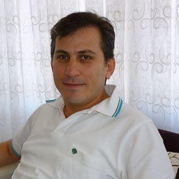 Murat Yaman, 39, Izmir, Turkey