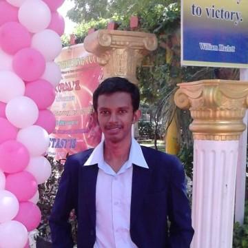 antony prince, 24, Tuticorin, India