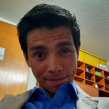 Oswal OH, 30, Bogota, Colombia