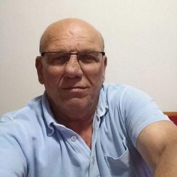 Huseyin Bahar, 65, Izmir, Turkey