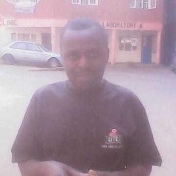 Musika Denis, 33, Kampala, Uganda