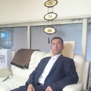 Adem Keskin, 40, Antalya, Turkey