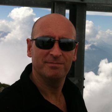Alberto, 43, Lugano, Switzerland
