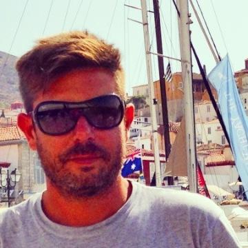 Sebastian, 39, Barcelona, Spain