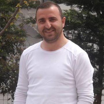 Mustafa Akbaş, 32, Istanbul, Turkey