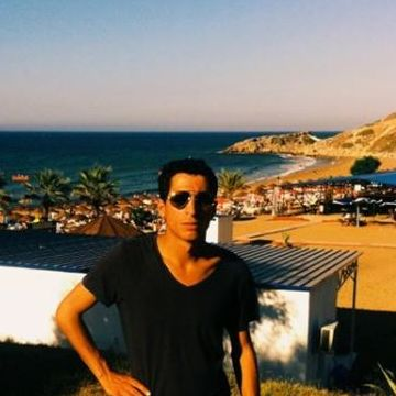 Nicolay walker, 29, Istanbul, Turkey