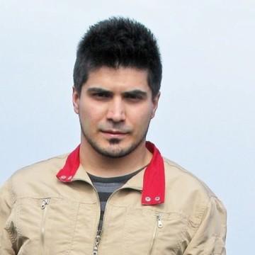 Mert Özgen, 31, Eskisehir, Turkey
