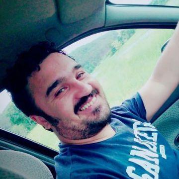Melih Şahin, 38, Istanbul, Turkey