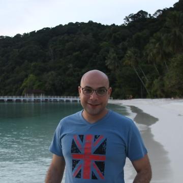Fouad, 36, Dubai, United Arab Emirates