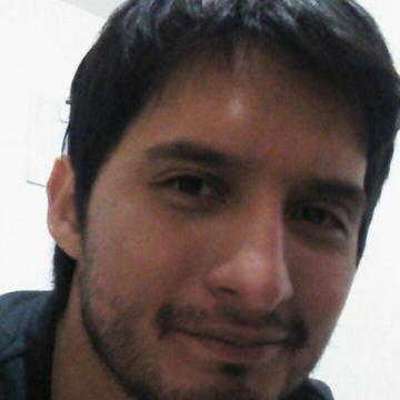 Victor Navorski, 31, Bogota, Colombia