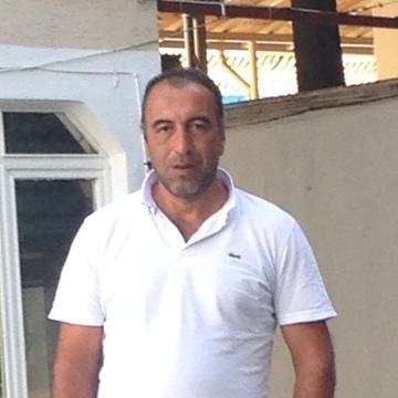 Serdar Uslu, 42, Ankara, Turkey
