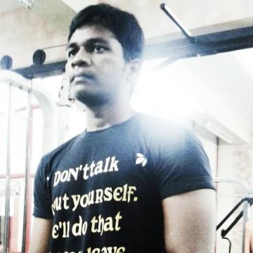 Balaram Upputhala, 25,