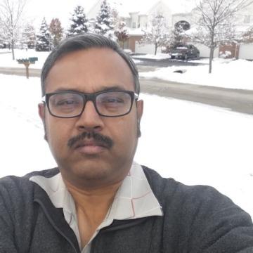 Kaushik Shah, 51, Ahmedabad, India