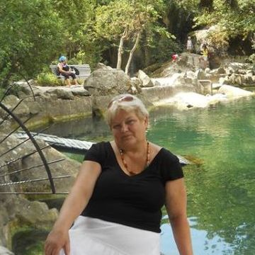 Natalia Bulkevich, 39, Sevastopol, Russia