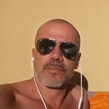Rafael Garcia, 45, Ibiza, Spain