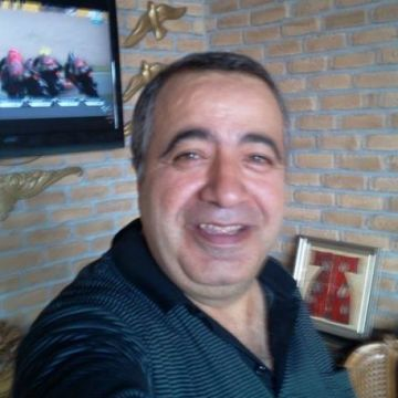 Sinan Cihan, 59, Istanbul, Turkey