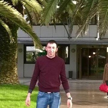 Petio Delov, 31, Rome, Italy