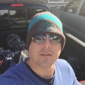 Patrick Strait, 33, San Diego, United States