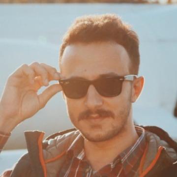 Ertugrul Avci, 28, Ankara, Turkey
