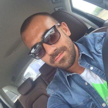 Marco, 34, Bergamo, Italy