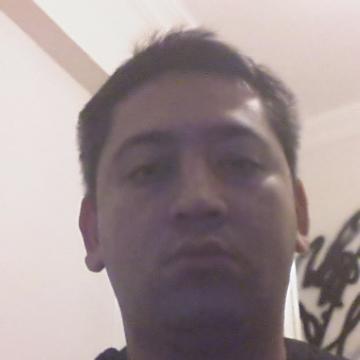 Mustafa Bolatkale, 34, Izmir, Turkey