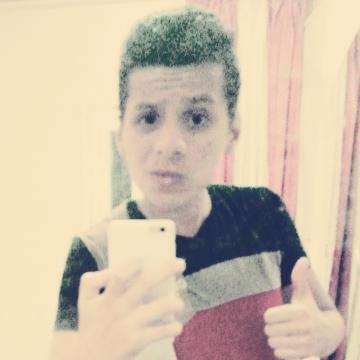 Ahmed Nabiil, 19, Giza, Egypt