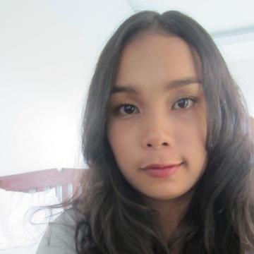 Aofab Wanida, 28, Bangkok Noi, Thailand