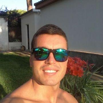 Abel Luque, 36, Algeciras, Spain