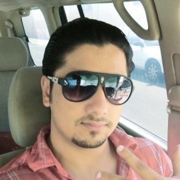 Salman Khan, 31, Dubai, United Arab Emirates