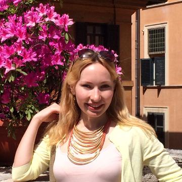 Marina, 25, Moscow, Russia
