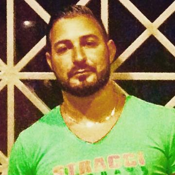 Ali Dbouk, 33, Dubai, United Arab Emirates