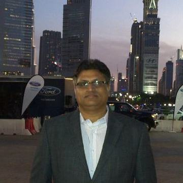 Hardy Irfan, 43, Dubai, United Arab Emirates
