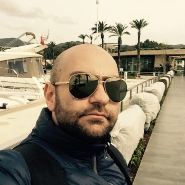 SEyed Firouzabadi, 34, Bodrum, Turkey