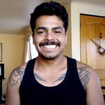 Trystian Ramirez, 32, Vallenar, Chile