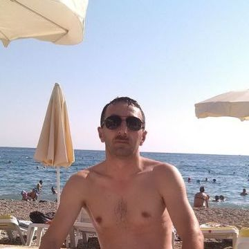 Elnur, 38, Baku, Azerbaijan