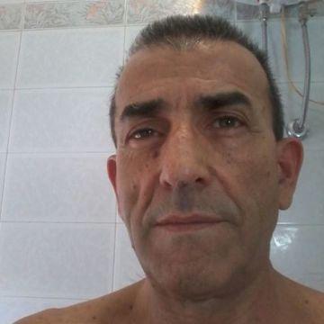 Adriano Cantalupo, 63, Terni, Italy
