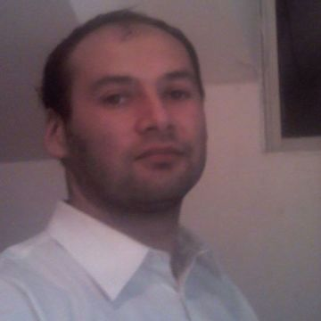 Christopher Ortiz, 34, Santiago, Chile