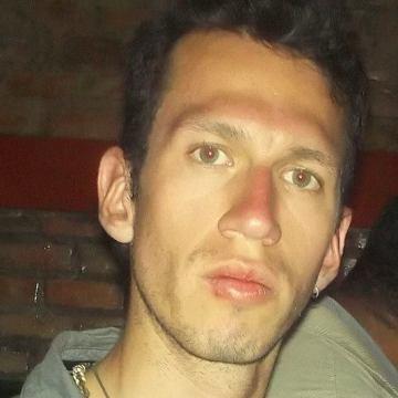 Mario Cruise, 30, Bogota, Colombia