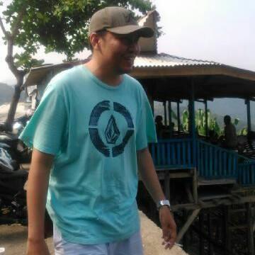 Herry Kurniawan, 37, Jakarta, Indonesia
