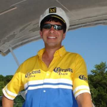 Freddie Brewer, 44, Lake Geneva, United States