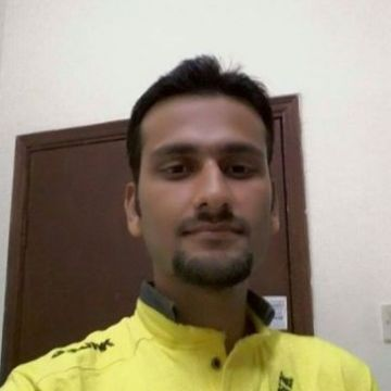Nawaz Khan, 23, Ajman, United Arab Emirates