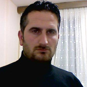 Ahmed Suleman, 51, Istanbul, Turkey
