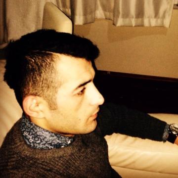Mustafa Tekin, 25,