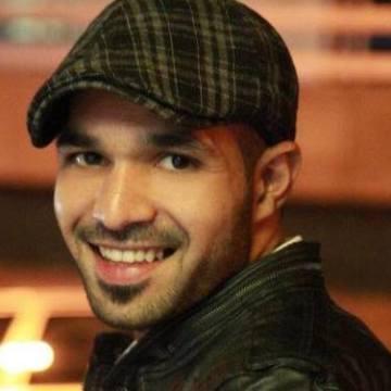 Hamza Abdullraheim, 30, Abu Dhabi, United Arab Emirates