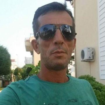 Tahsin Çömen, 45, Mugla, Turkey