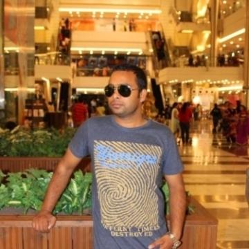 ALOK RAO, 28, Delhi, India