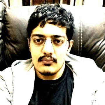 Soham Desai, 26, Mumbai, India