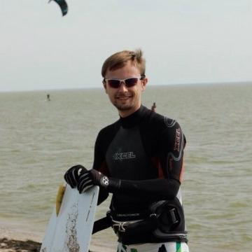 Ivan Menshikov, 31, Moscow, Russia