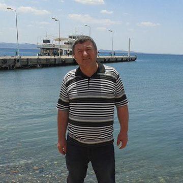 Capra Altındaş, 52, Ankara, Turkey